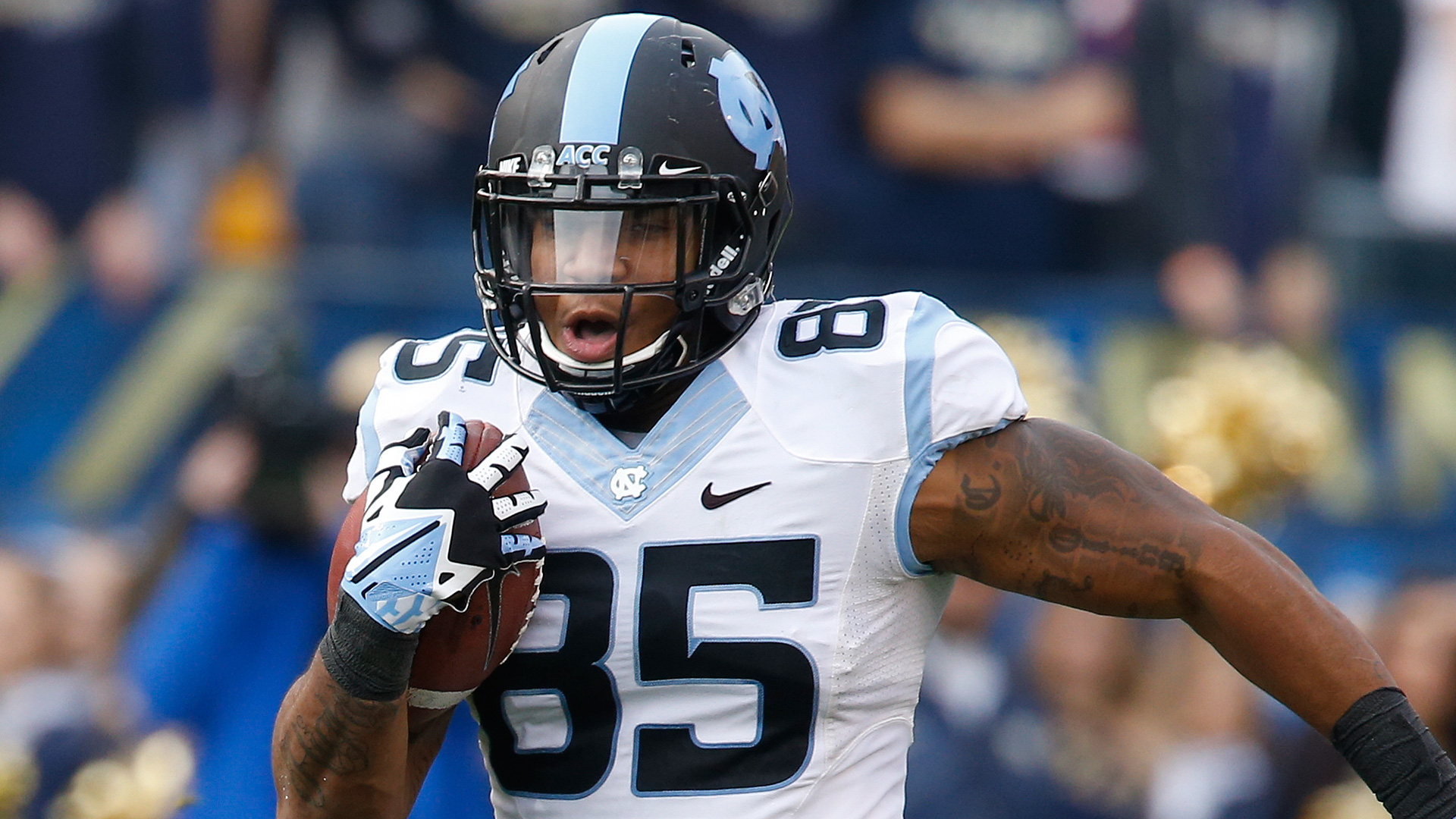2014 NFL Draft -- Lions select Eric Ebron with No. 10 pick