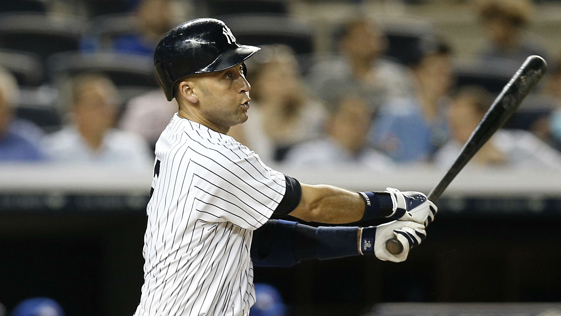 Hit & Run: Let the Jeter love-fest continue