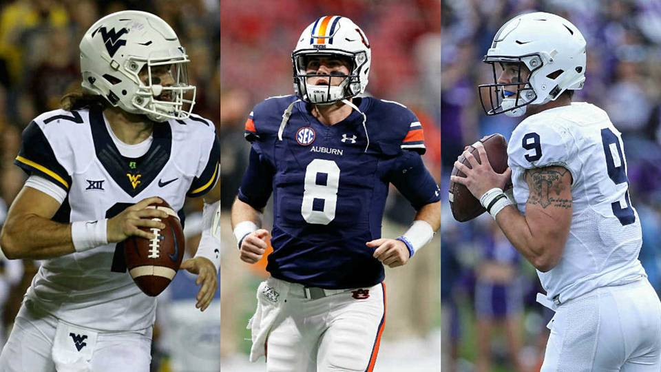 35baf6001 Top 10 QBs for 2019 NFL Draft  Will Grier