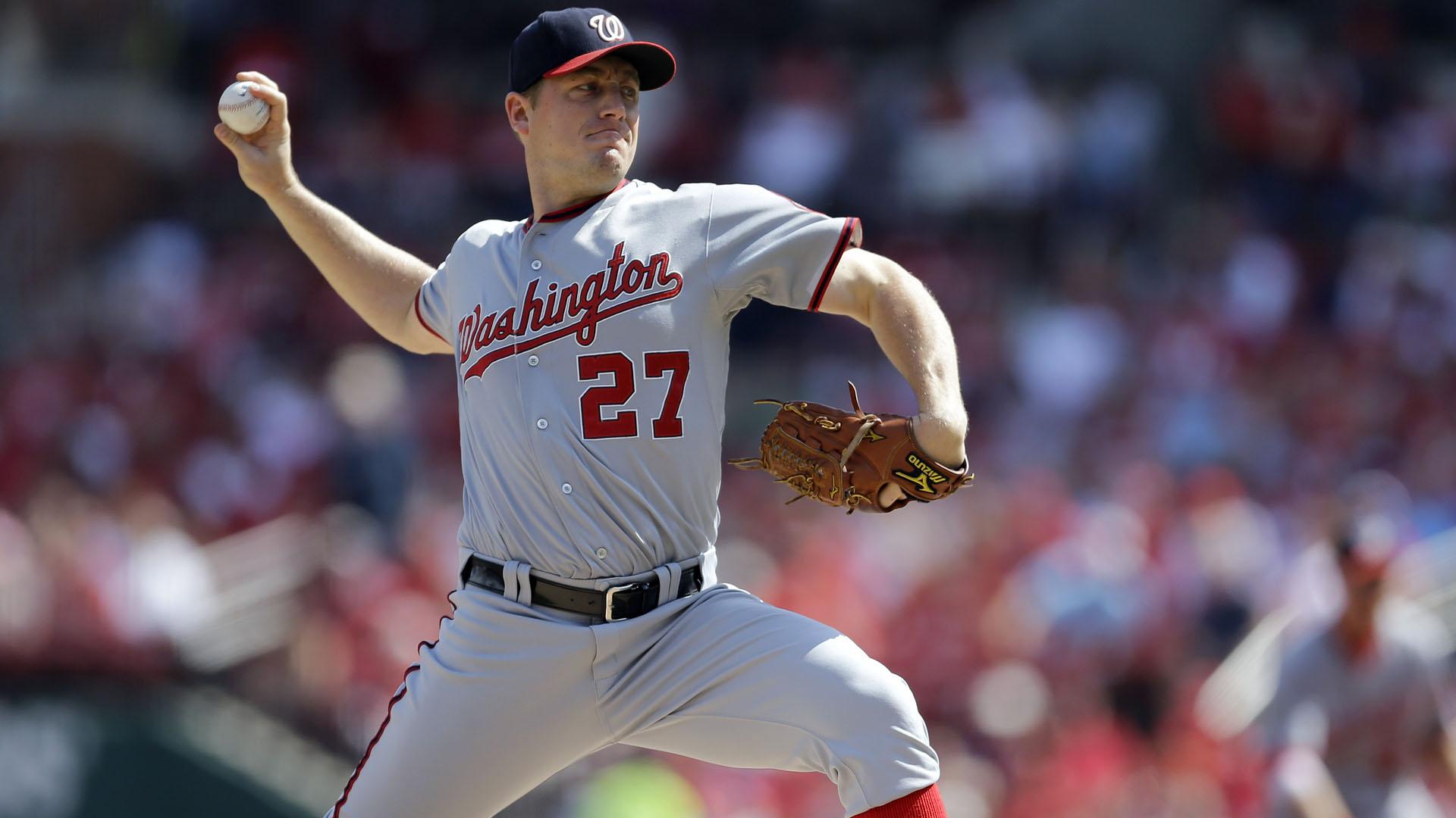 Fantasy baseball rankings: Wednesday's starting pitchers