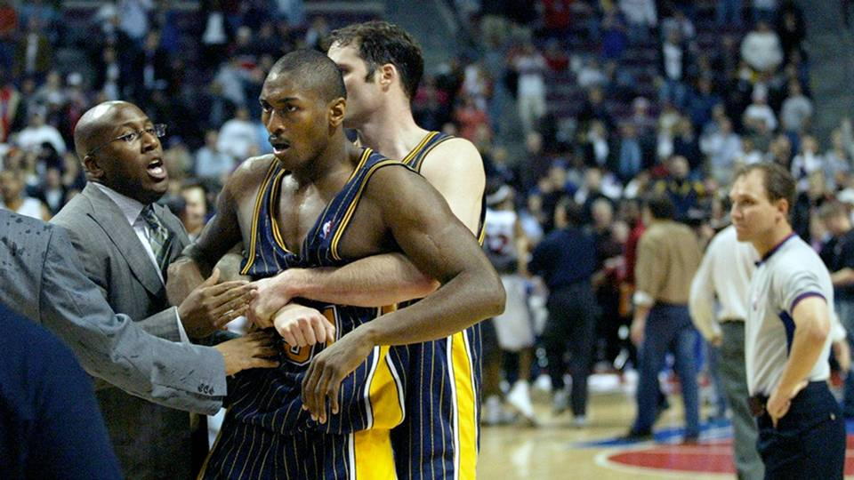 Teammate Ron Artest Didn T Know He Would Get Suspended