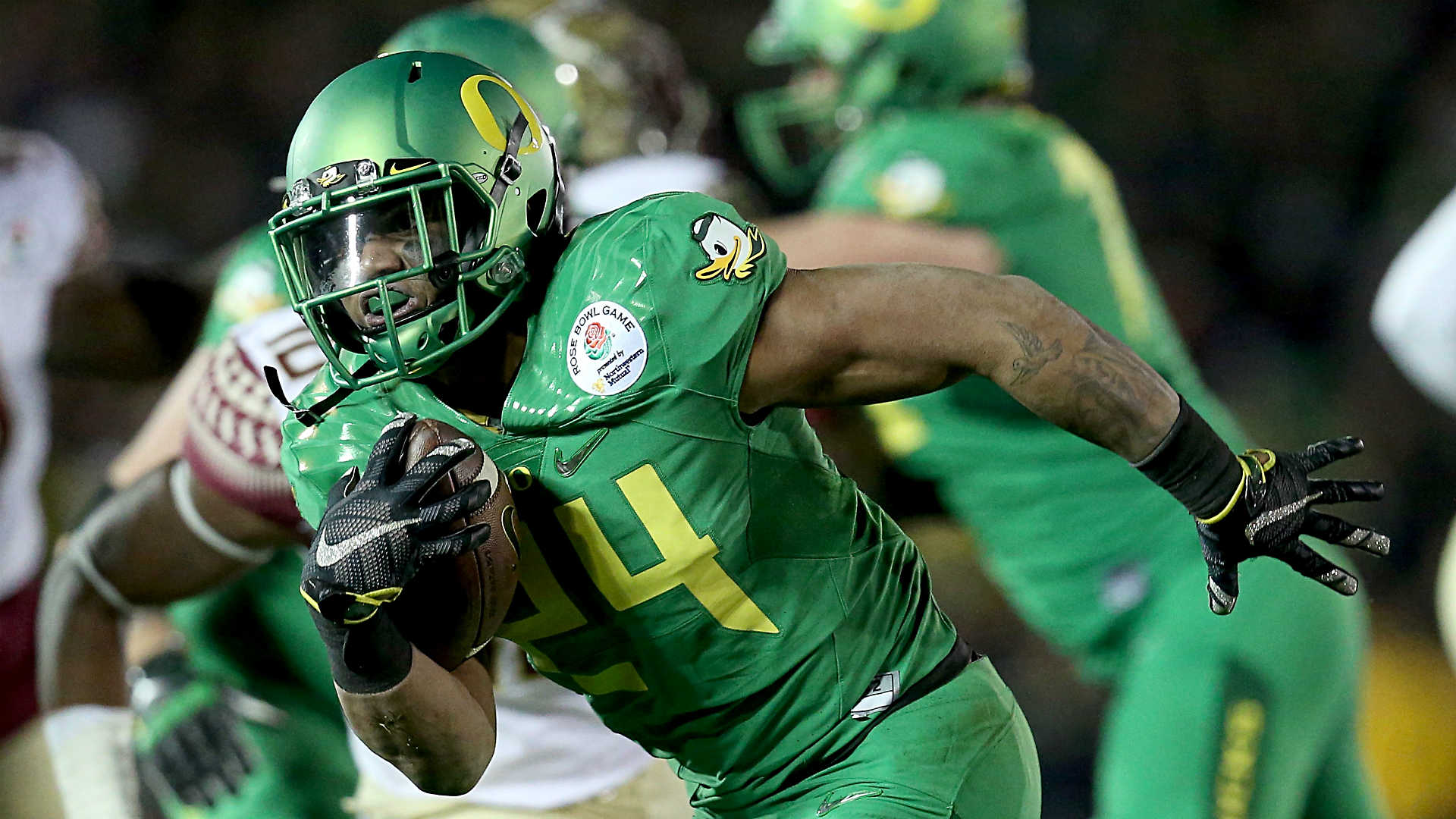 Former Oregon RB Thomas Tyner Will Attempt Comeback At Oregon State