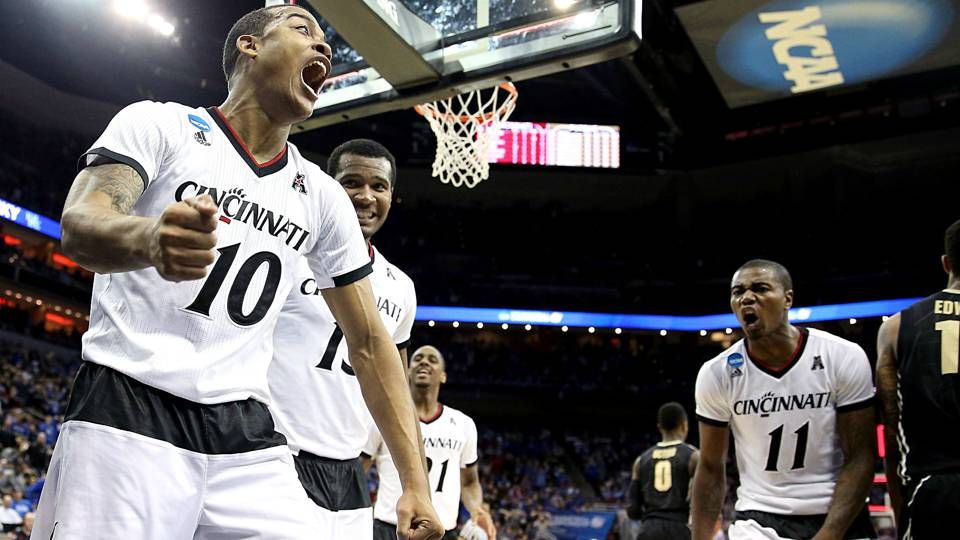 Ncaa Bracketology Kentucky Is No 1 Seed Uc Bearcats No: Ball Falls Just Right For Cincinnati In Overtime Win Over