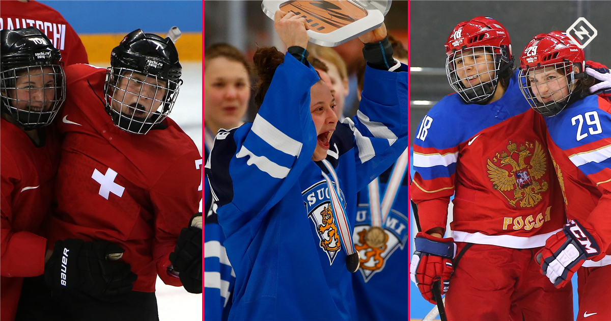 Winter olympics 2018 as usa canada women go for gold battle for winter olympics 2018 as usa canada women go for gold battle for bronze is one to watch nhl sporting news freerunsca Image collections