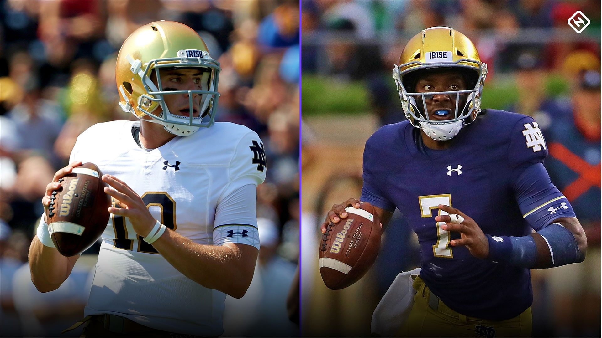 Ian Book sparks Notre Dame's offense, but Irish QB situation still unsettled