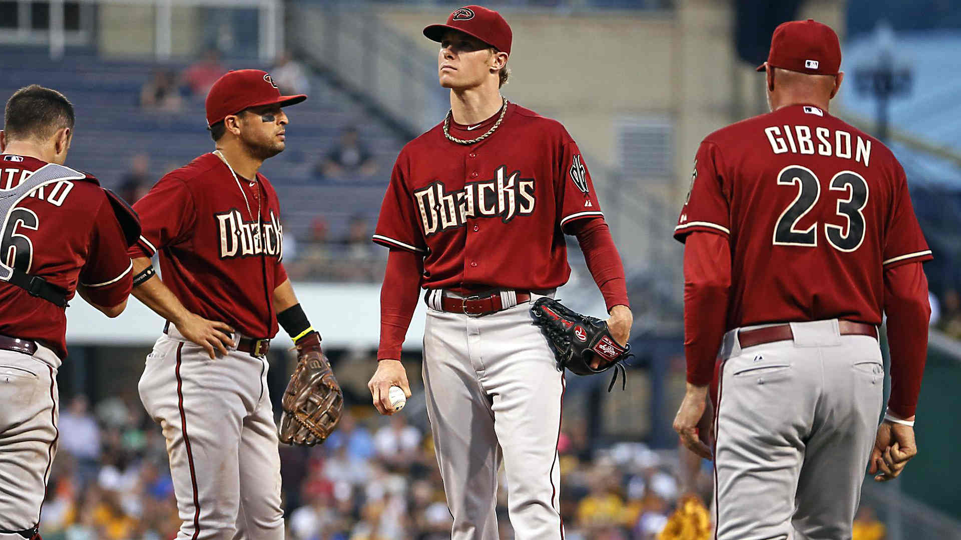 Closer Watch: Dbacks sticking with Reed ... for now