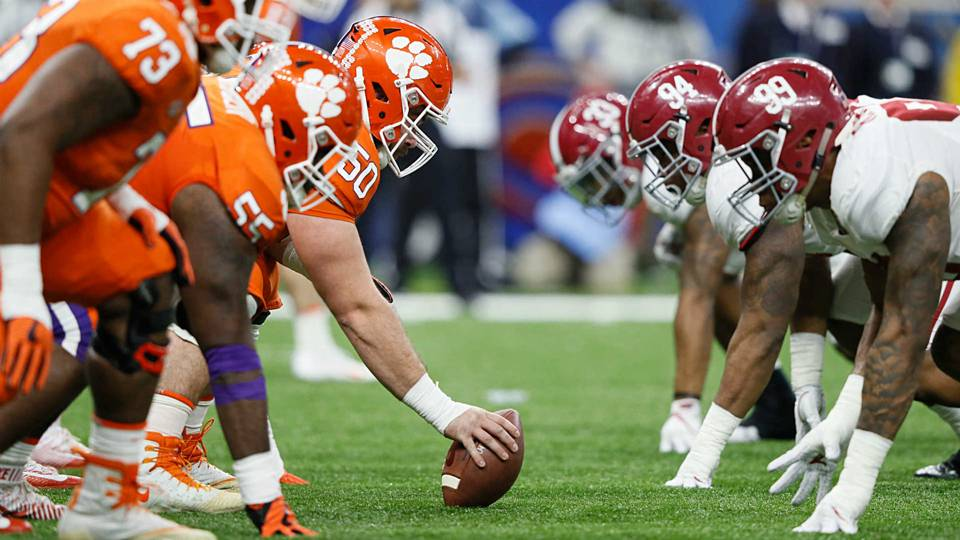 Alabama Vs Clemson Time Tv Channel Prediction For College