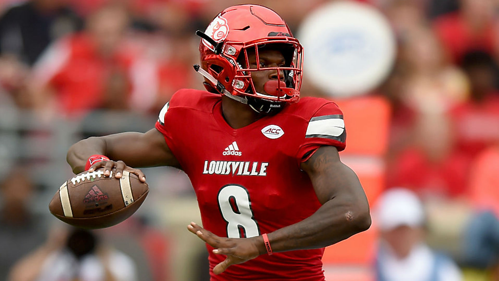 Lamar Jackson delivers awesome birthday gift to terminally ...