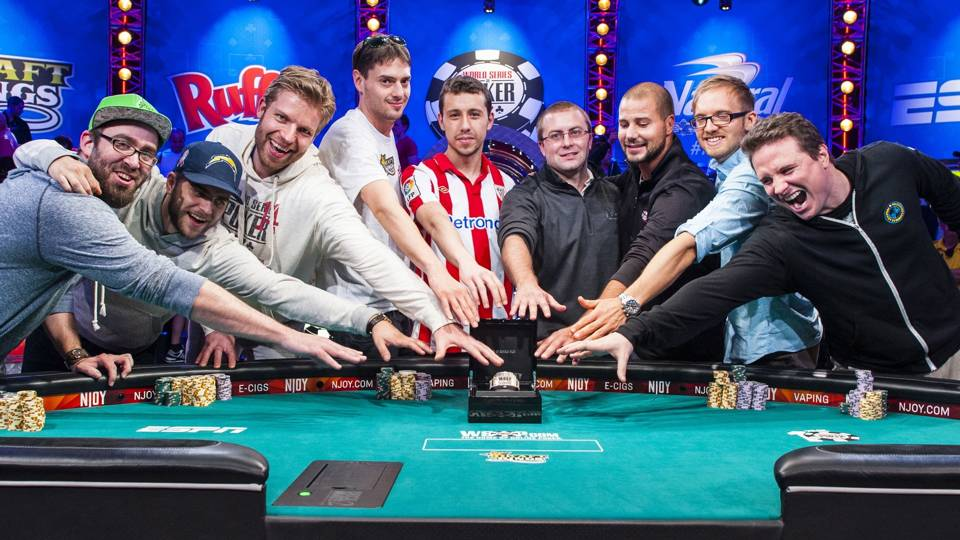 World Series of Poker November Nine