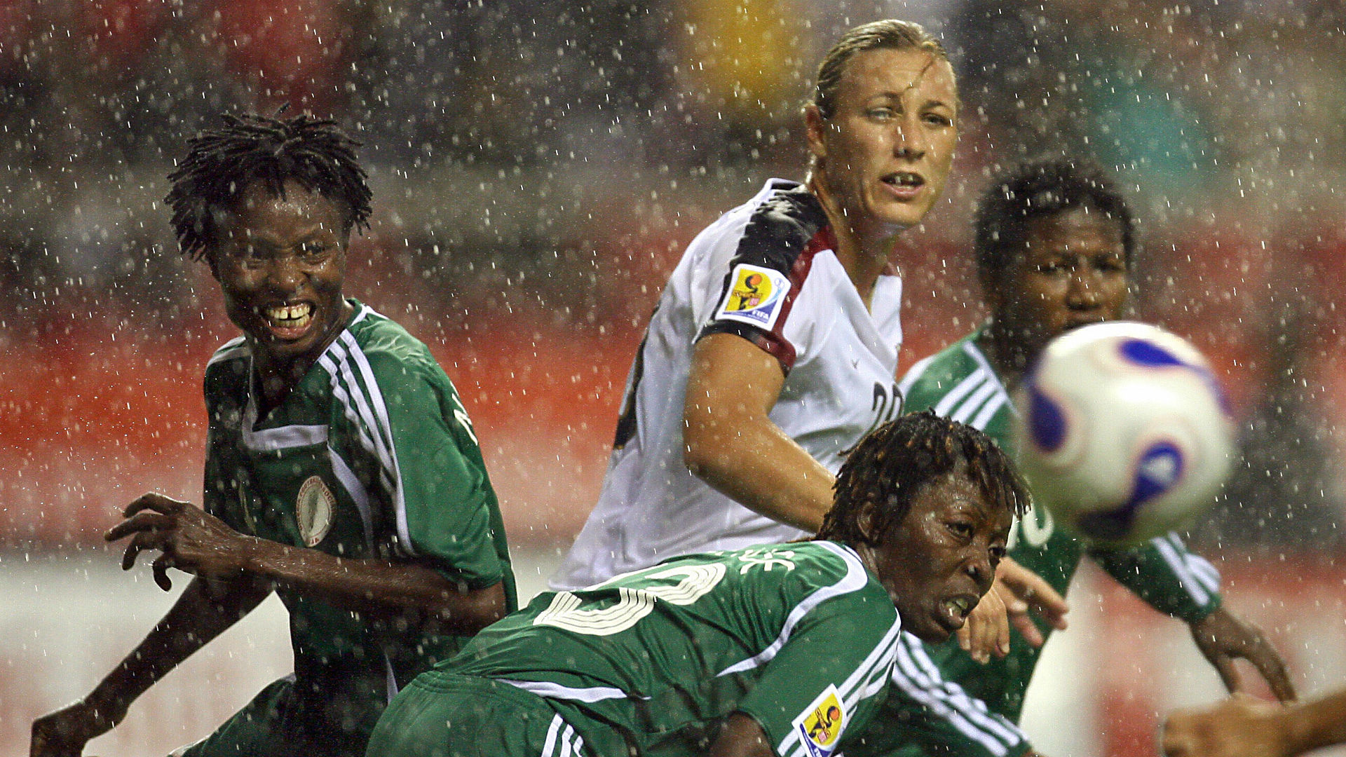 USA Nigeria Womens World Cup - 061315 - Getty - FTR