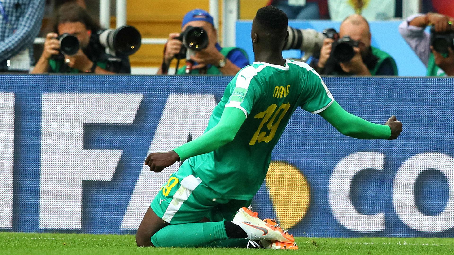 Injured Player Scores Senegals Game Winning Goal Vs Poland