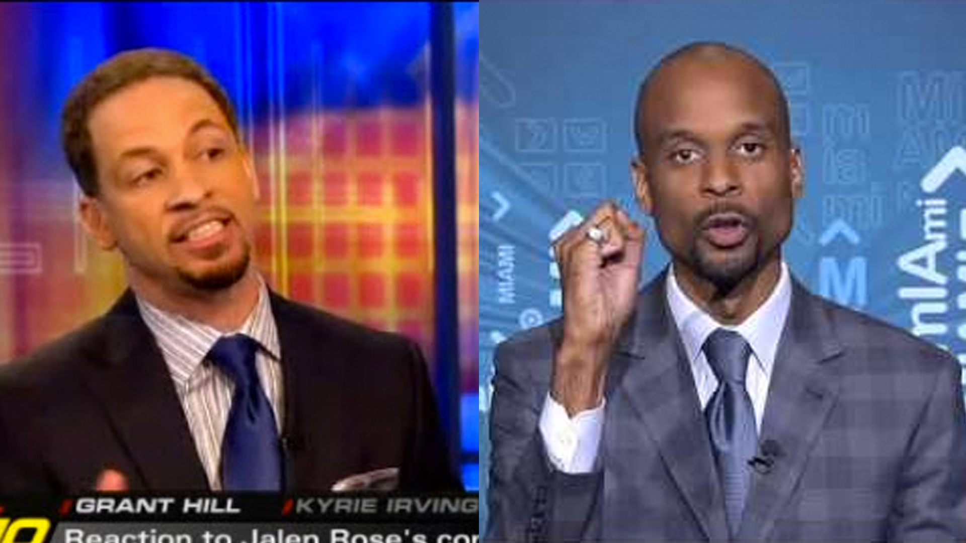 Chris Broussard wages Twitter war with fellow ESPN'er Bomani Jones over abstinence talk