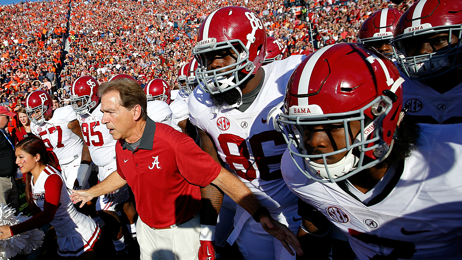 Alabama Spring Game: Time, Channel, Players To Watch