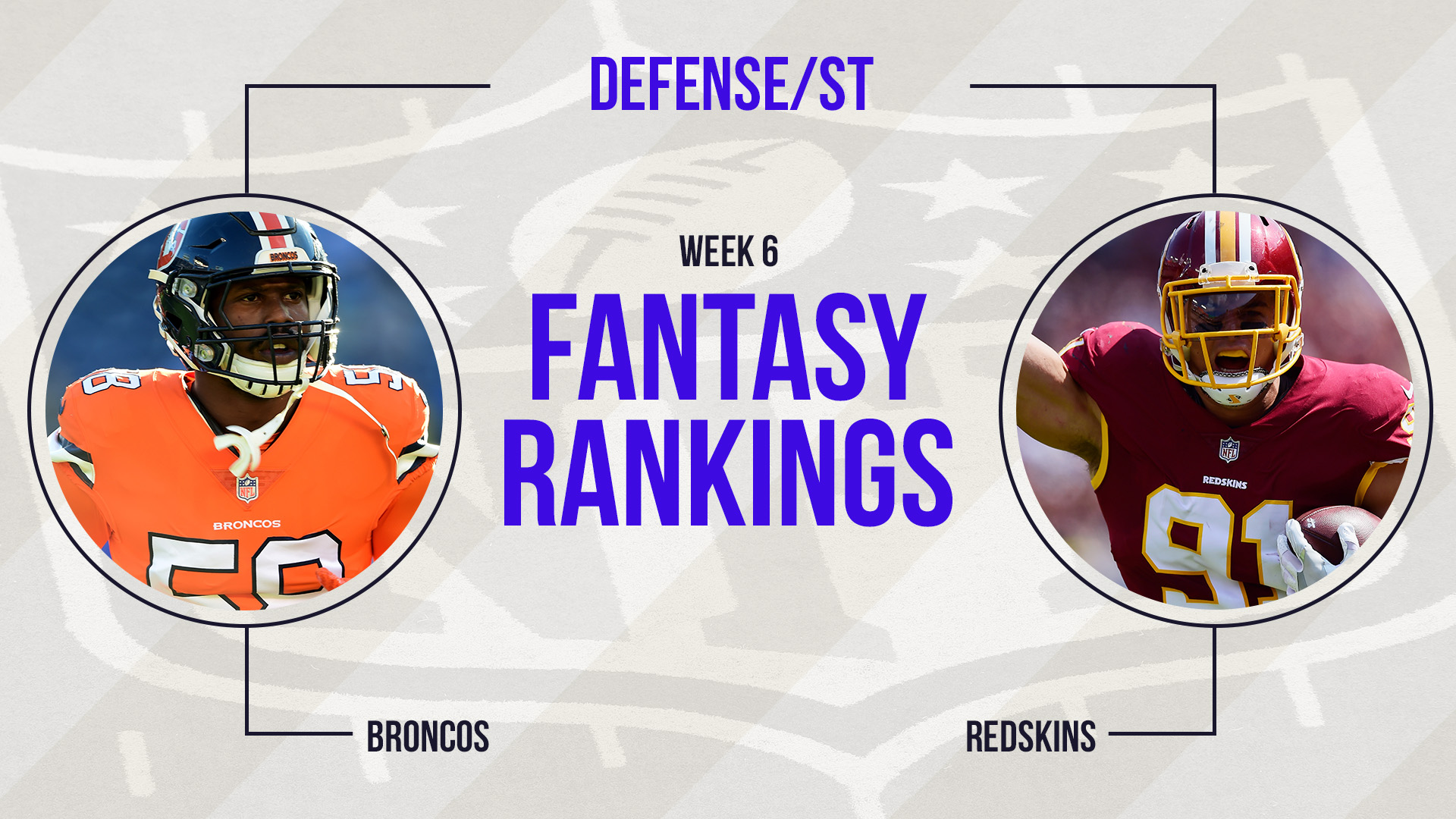 Week 6 Fantasy Football Rankings: Defense   Fantasy   Sporting News