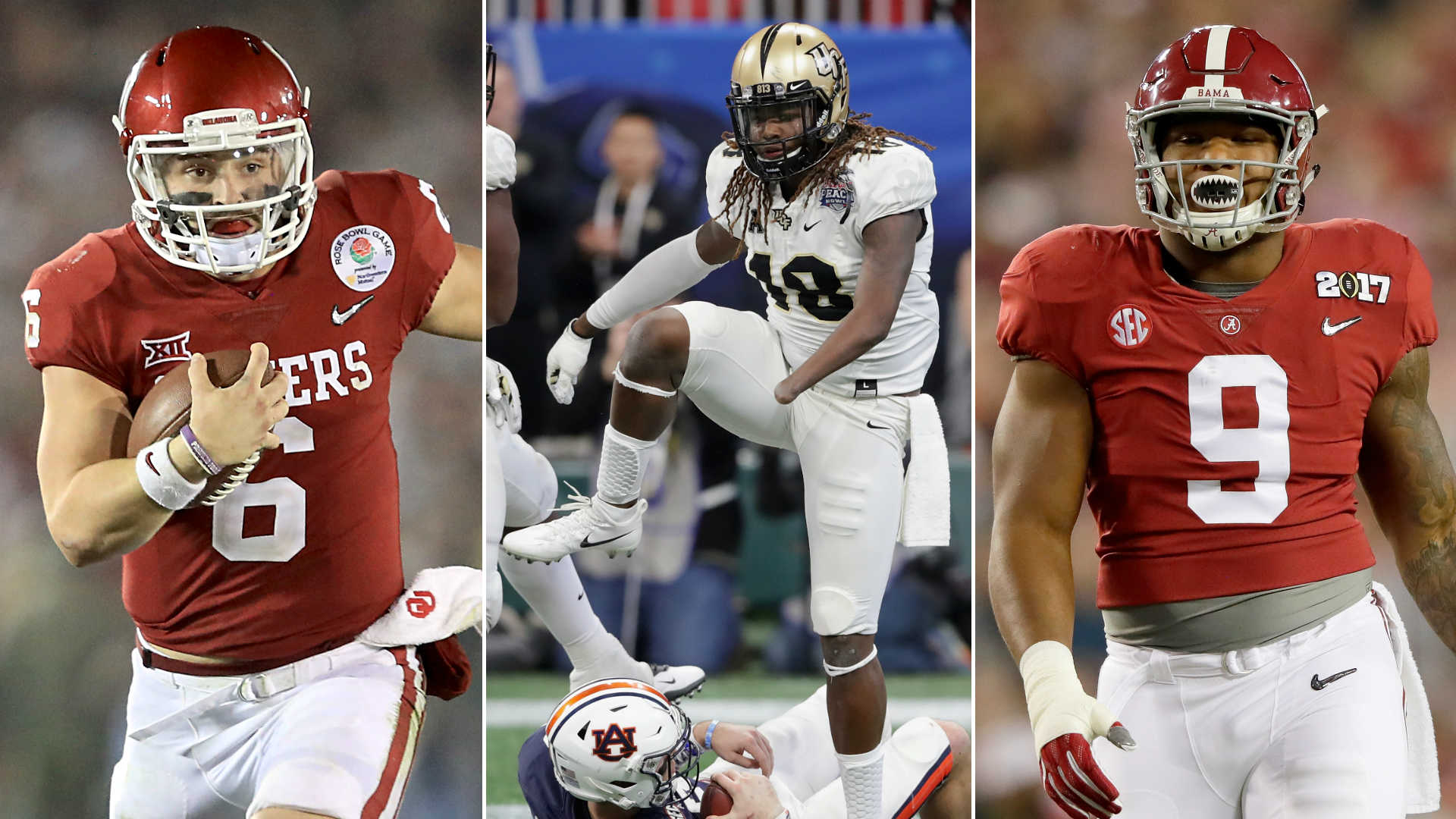 Biggest storylines of Senior Bowl, from Baker Mayfield to Shaquem Griffin