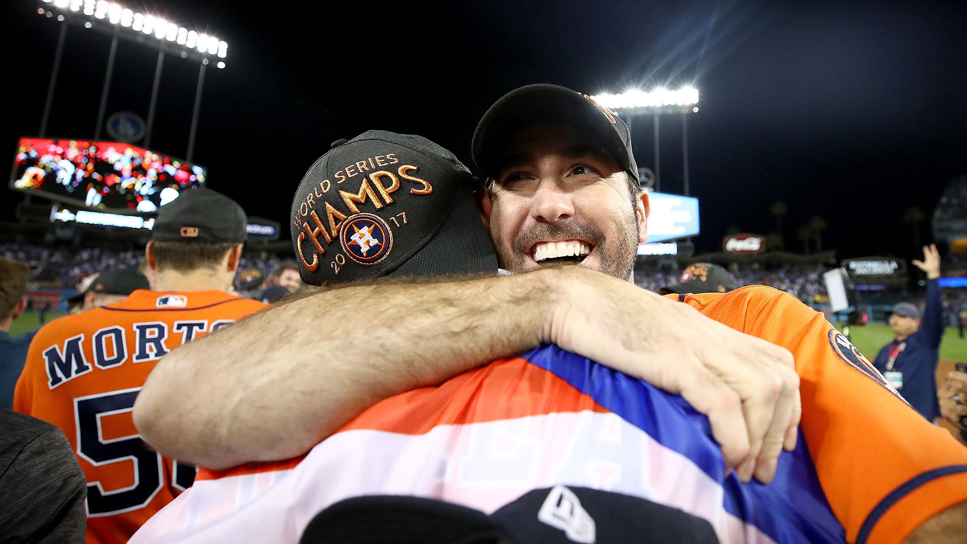 PHOTOS: Houston Astros win World Series in Game 7 over L.A. Dodgers.... : Sporting News RSS - howlDb