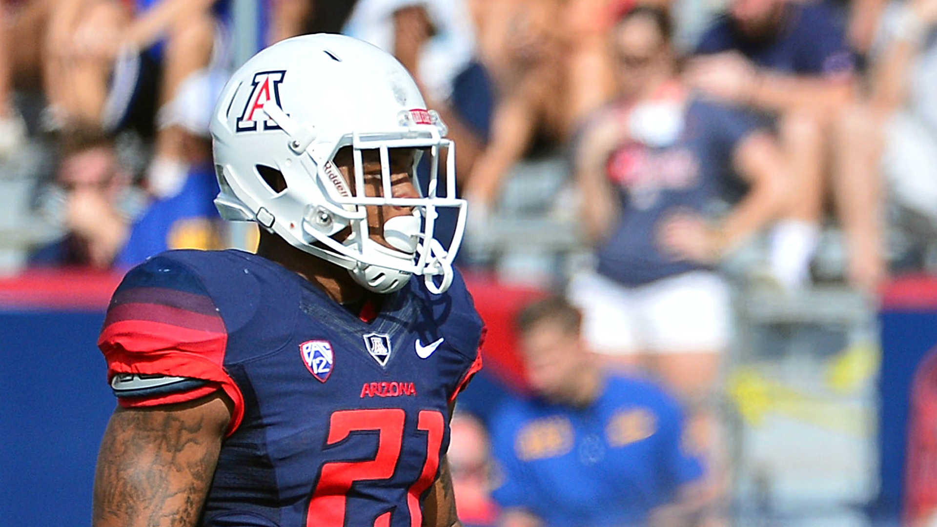 Arizona football player arrested, dismissed from team