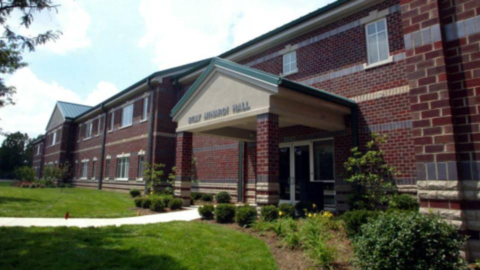 louisville university billy minardi hall