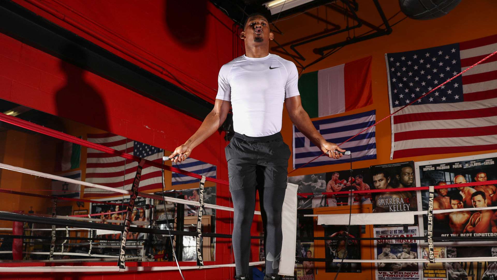 Daniel Jacobs tale of the tape: Career record, highlights, age, height