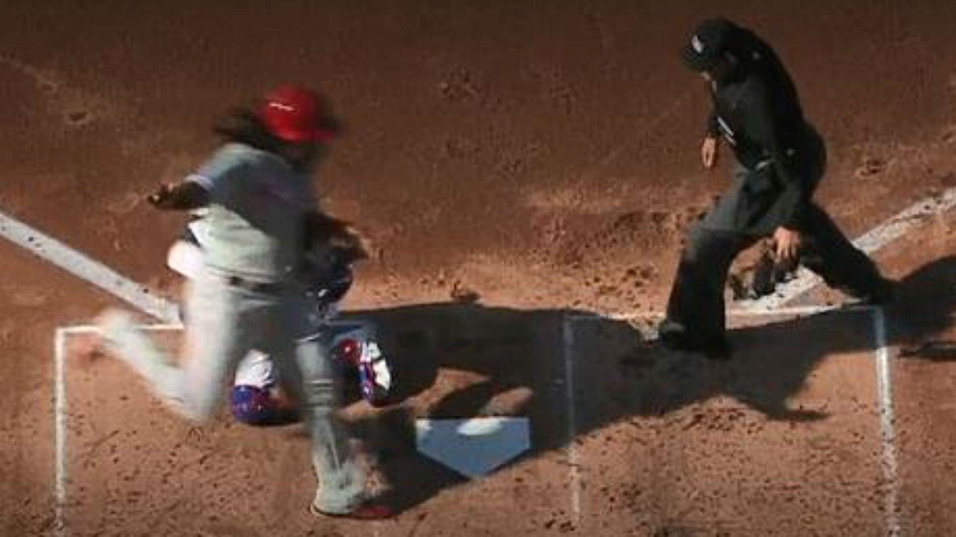 Phillies' Maikel Franco awarded run after Dodgers fail to notice him missing plate