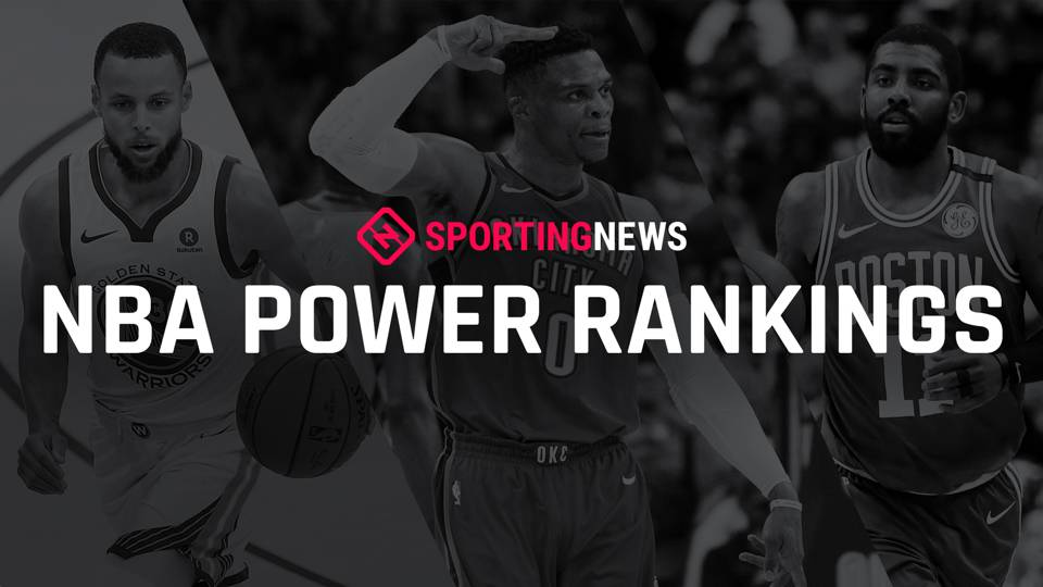 NBA Power Rankings: Warriors stay on top; LeBron James, Lakers make big jump