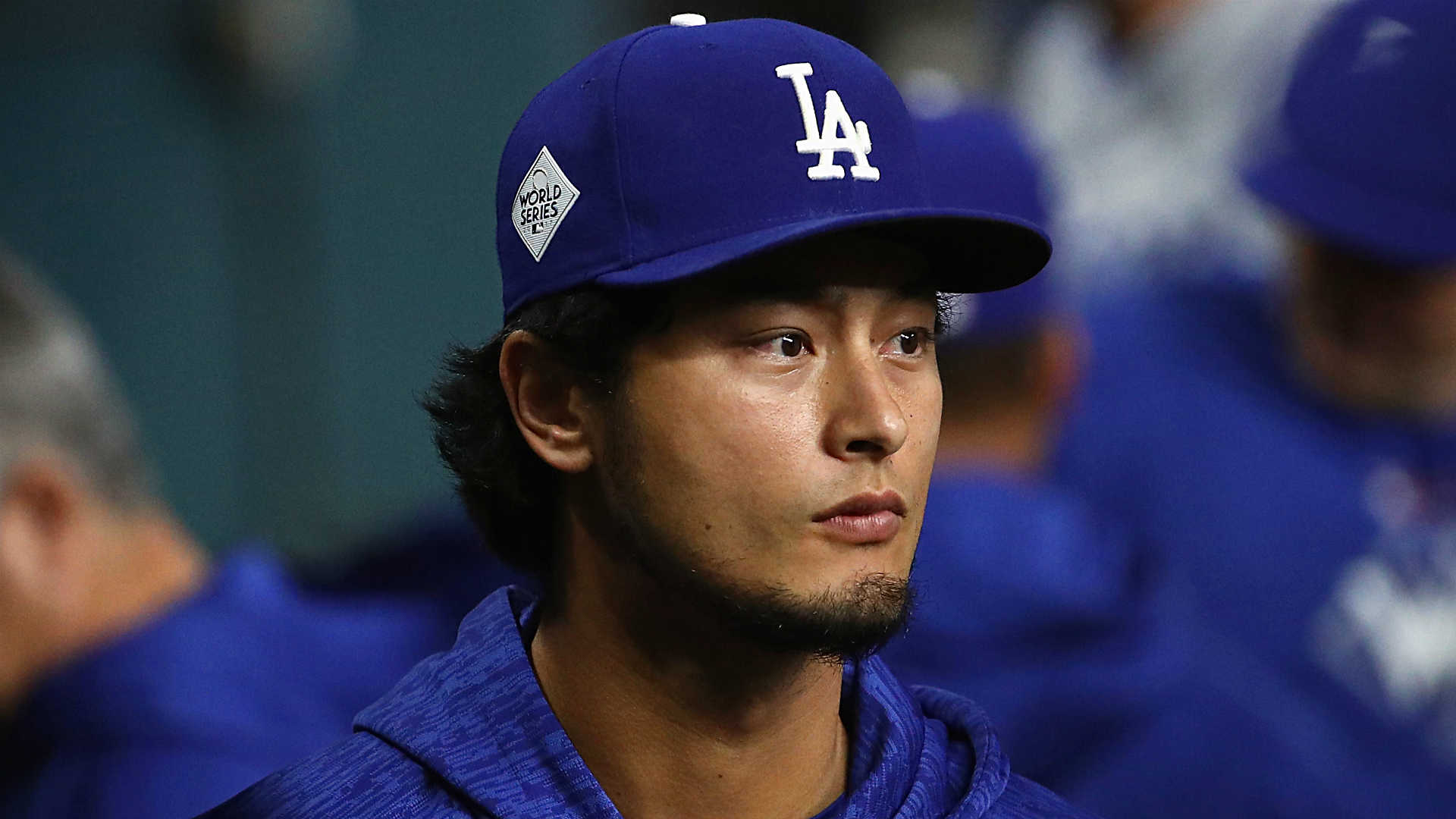 Jon Lester has a new Cubs teammate: Yu Darvish