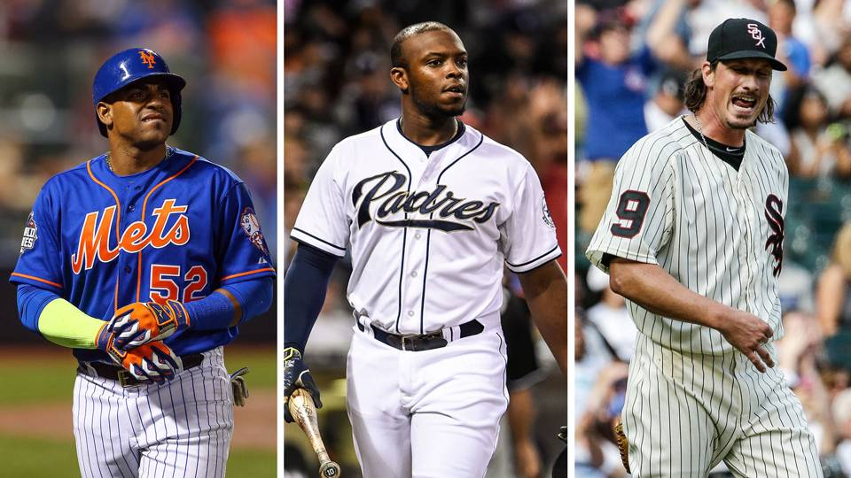 Mlb free agency 2016 list of every team s potential free agents mlb