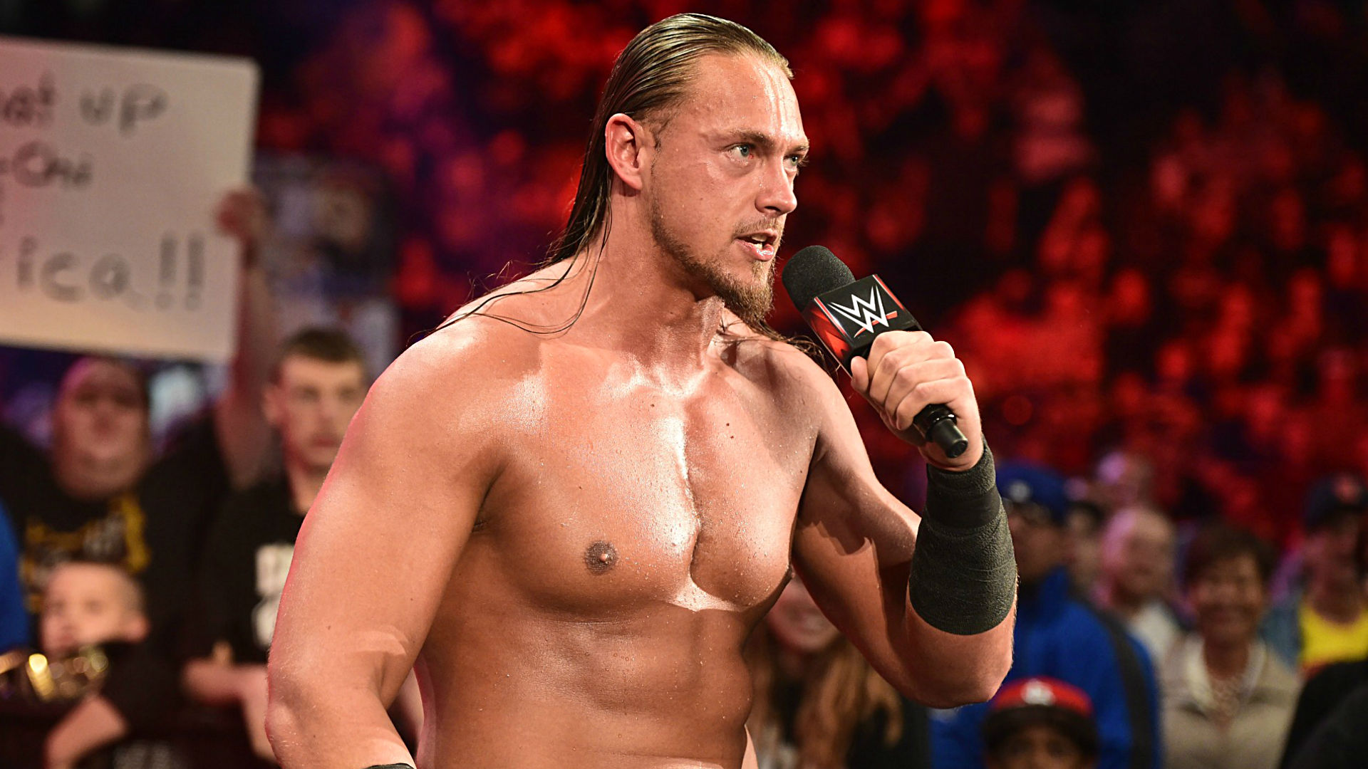 WWE Superstar Big Cass Released from Contract