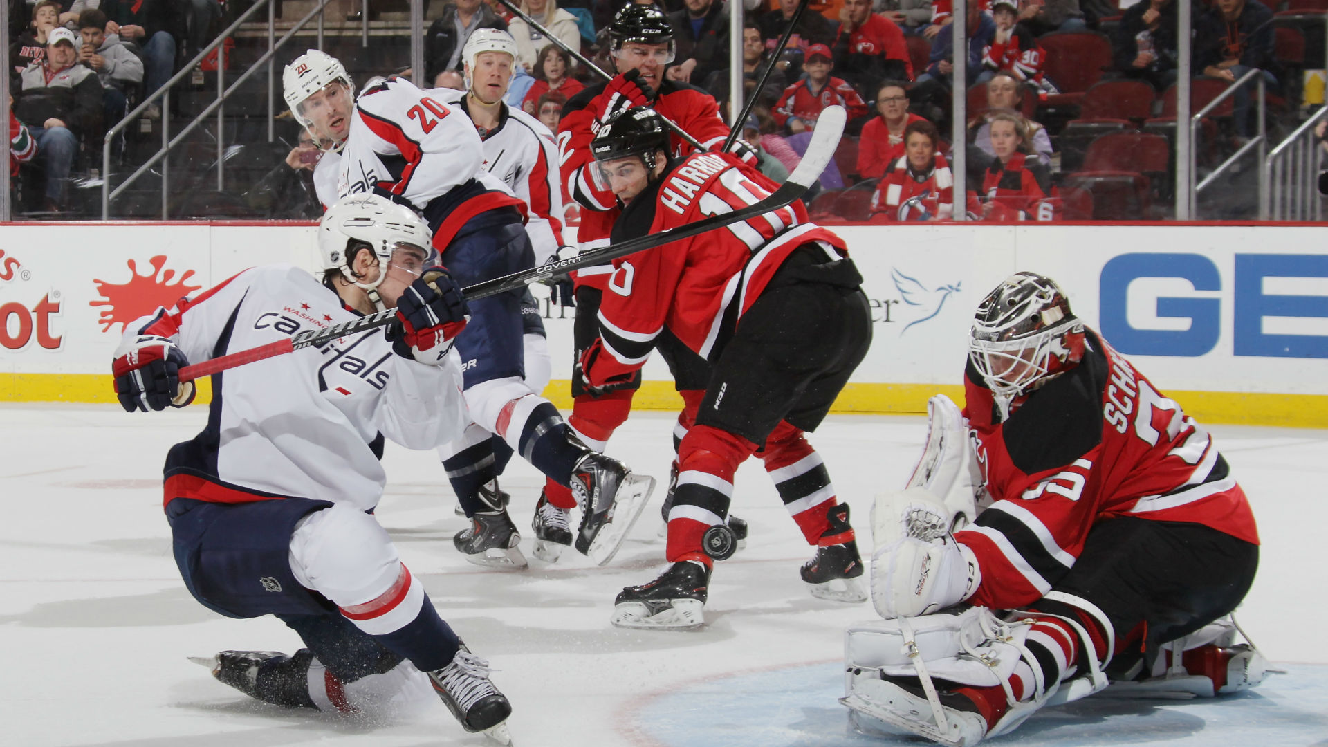 NHL odds – Devils' point total adjusted upward