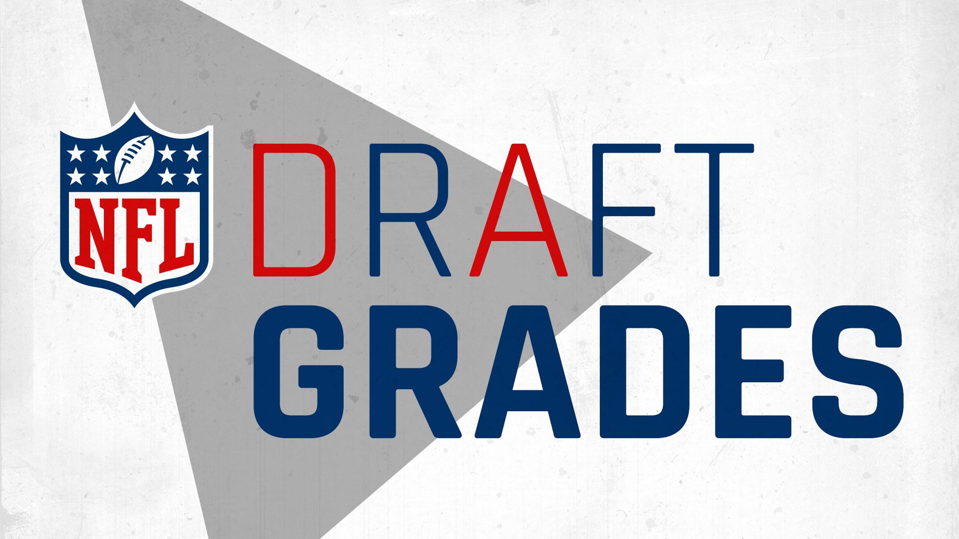 9dde60b42 NFL Draft grades  Broncos