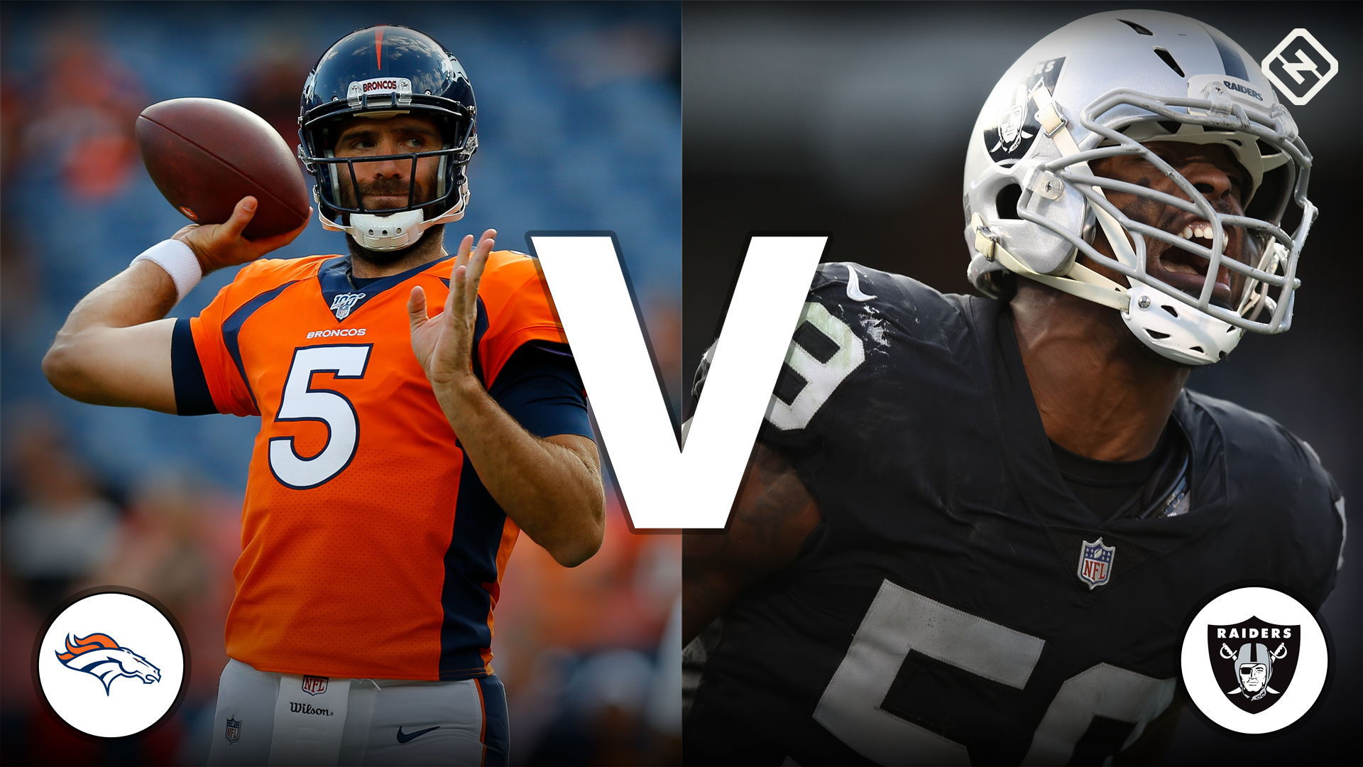 What channel is Broncos vs. Raiders on today? Time, TV schedule for Week 1 'Monday Night Football' game