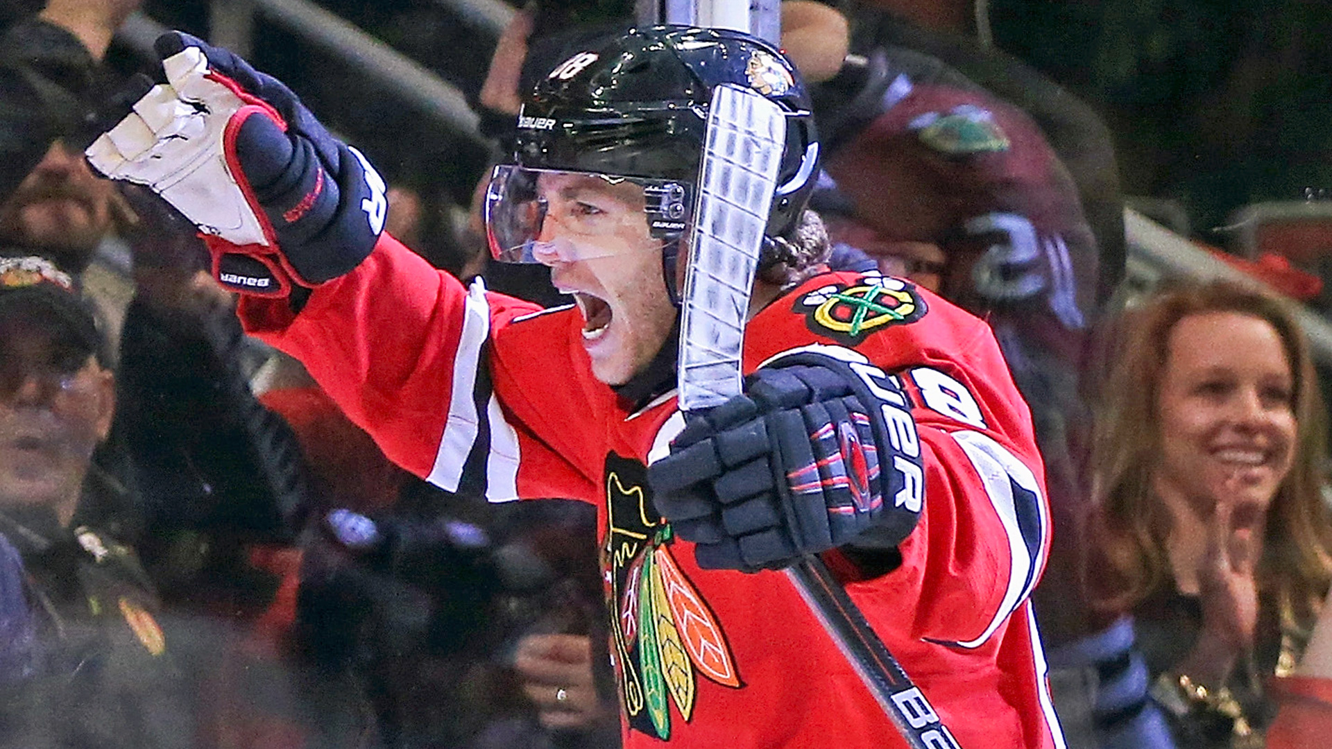 Patrick Kane has goal, 4 assists as Blackhawks rout Sens 8-2