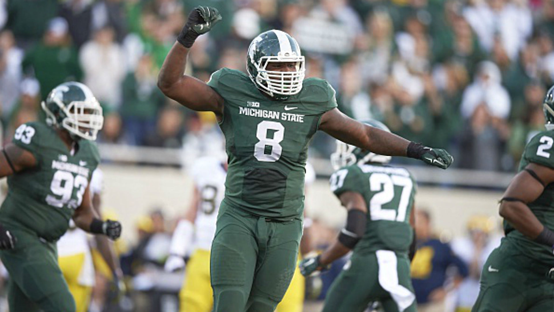 Three things we learned from Michigan State's spring game