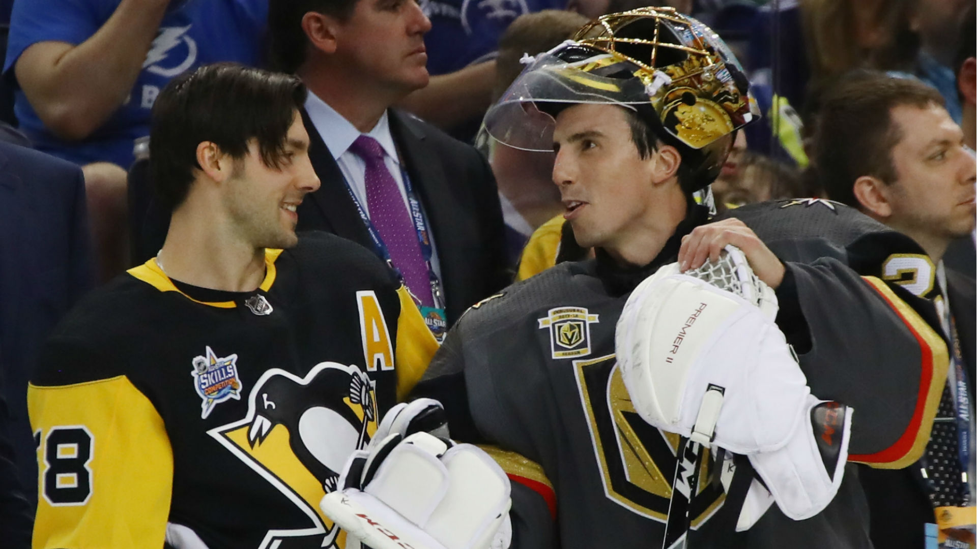Flower power: Six facts as Marc-Andre Fleury makes Pittsburgh return
