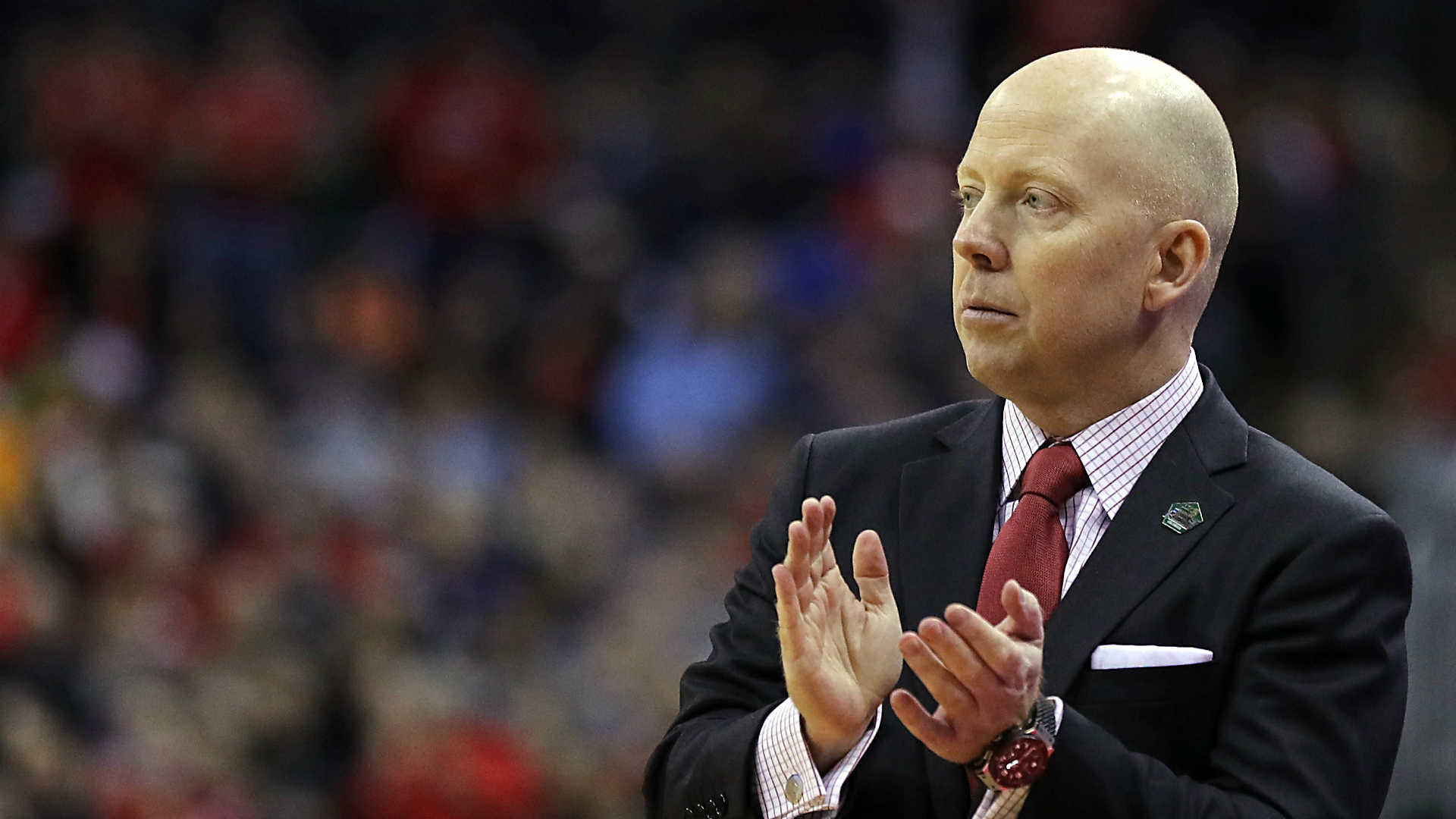 Cincinnati basketball coach Mick Cronin bolting for UCLA job