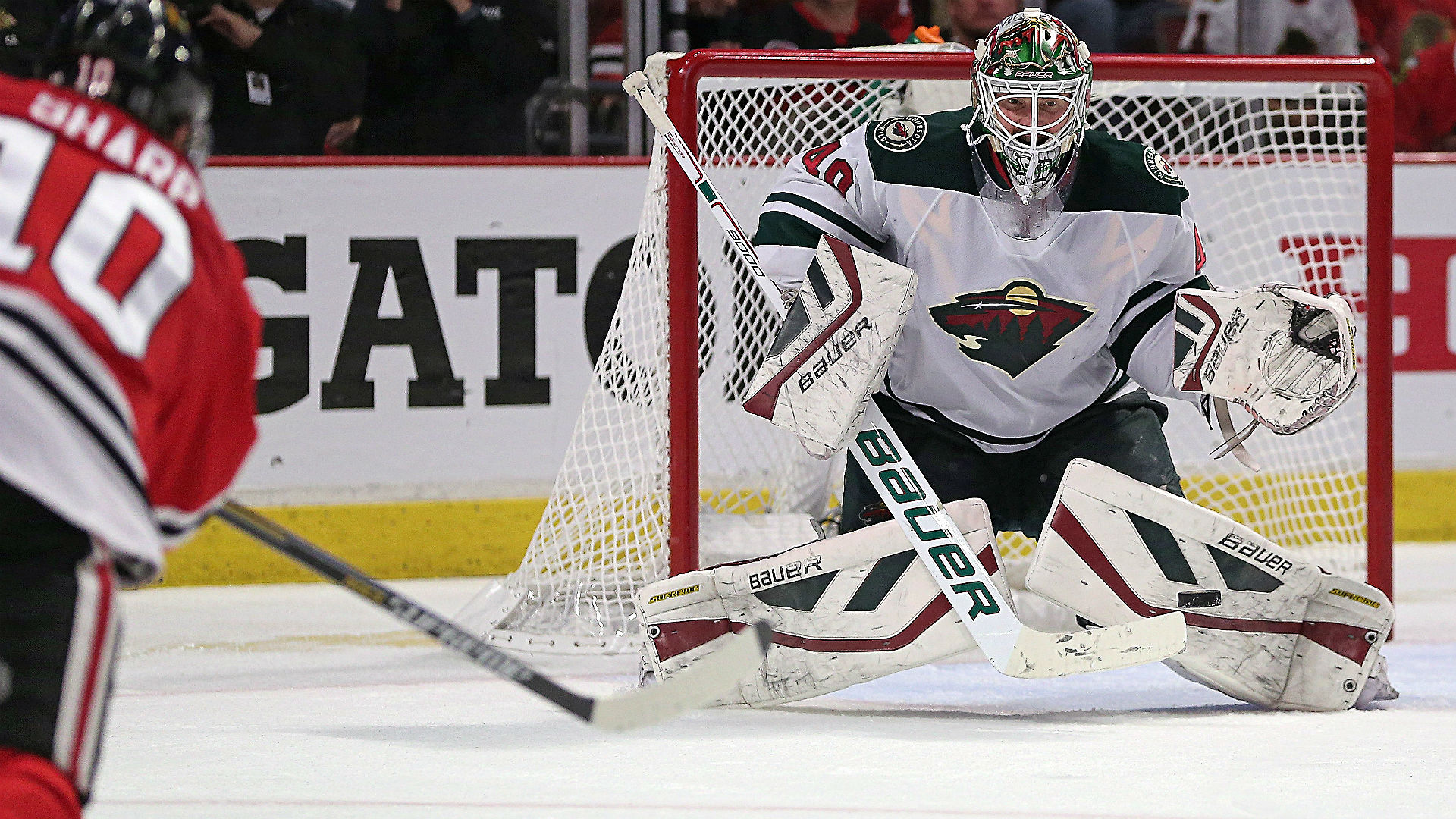 NHL playoff odds, betting lines and totals — Wild, Flames face must-wins