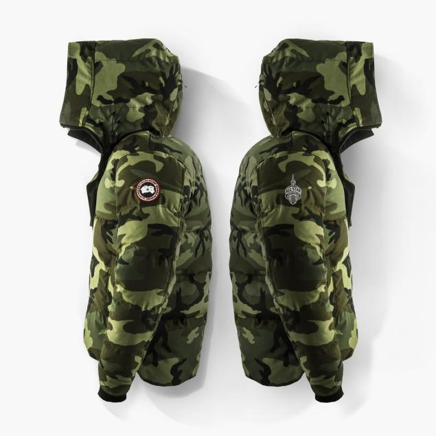 Canada Goose kensington parka outlet discounts - Check out the $745 camo parkas given to NBA All-Stars for freezing ...