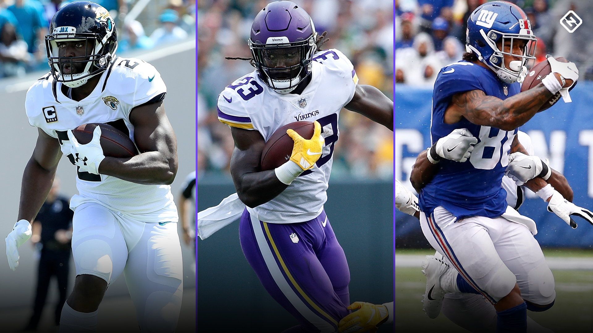 Fournette Cook Engram Getty Ftr Fantasy Football Players Potential Steals