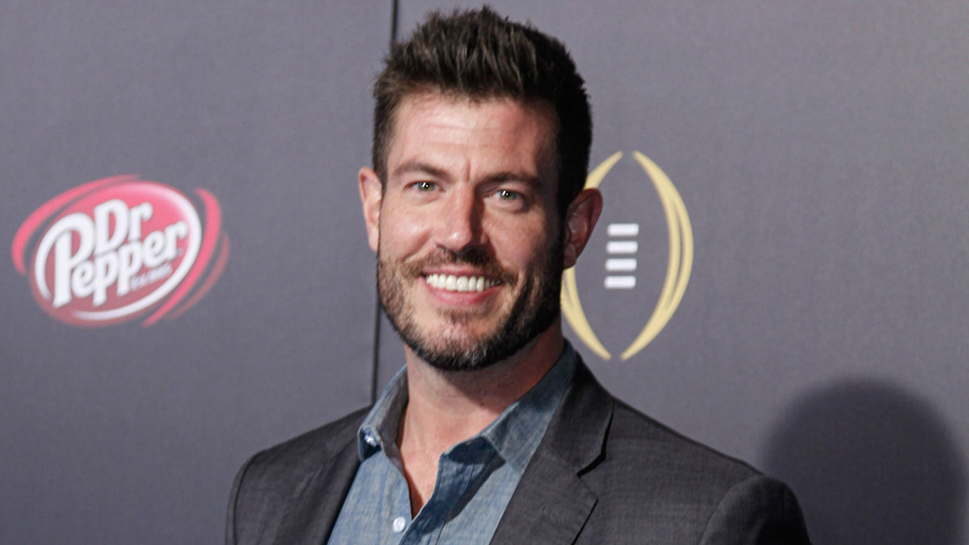 Jesse Palmer Shifts To Studio