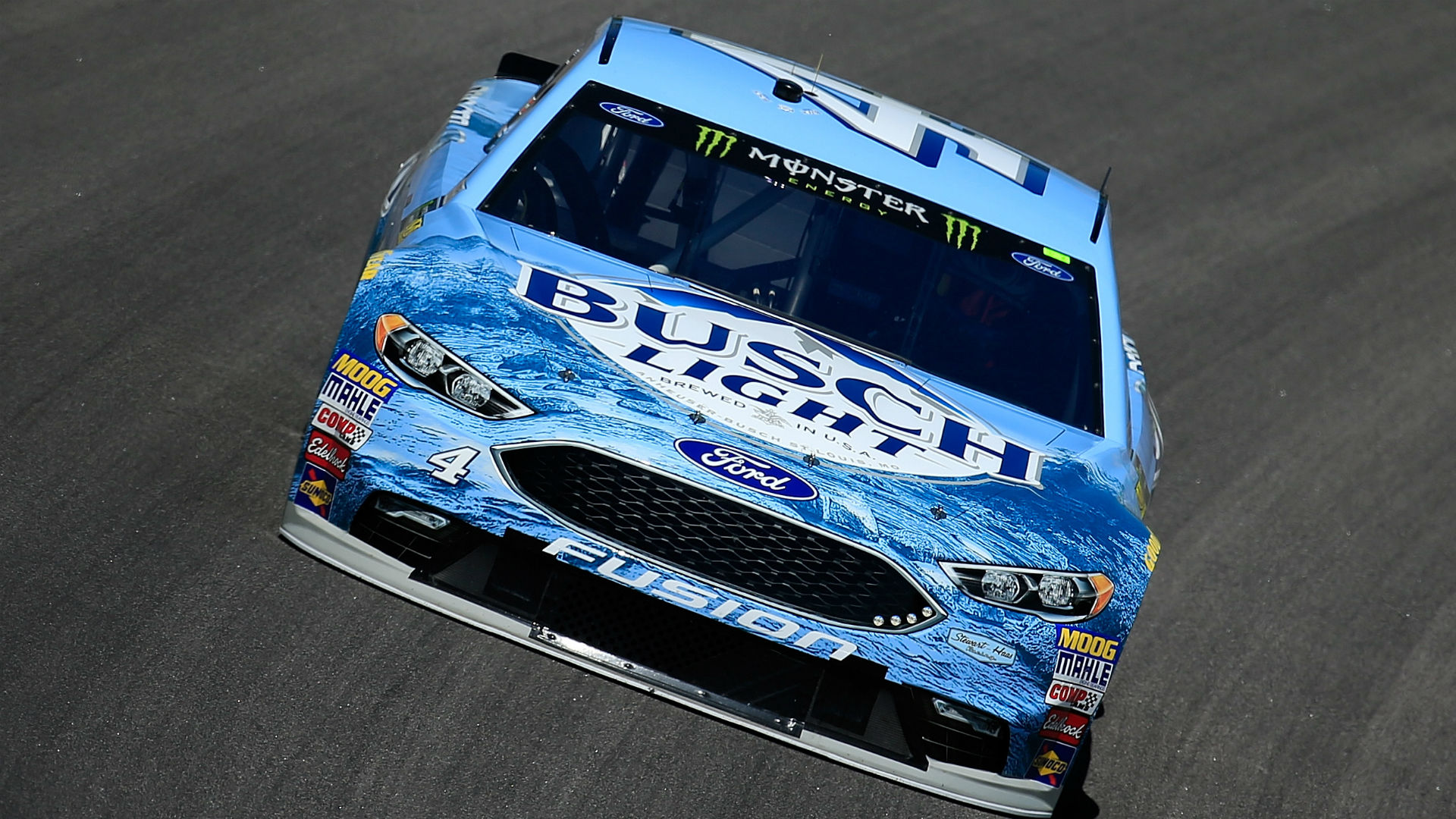 NASCAR at Kansas race: Results, highlights from Harvick's KC Masterpiece 400 win