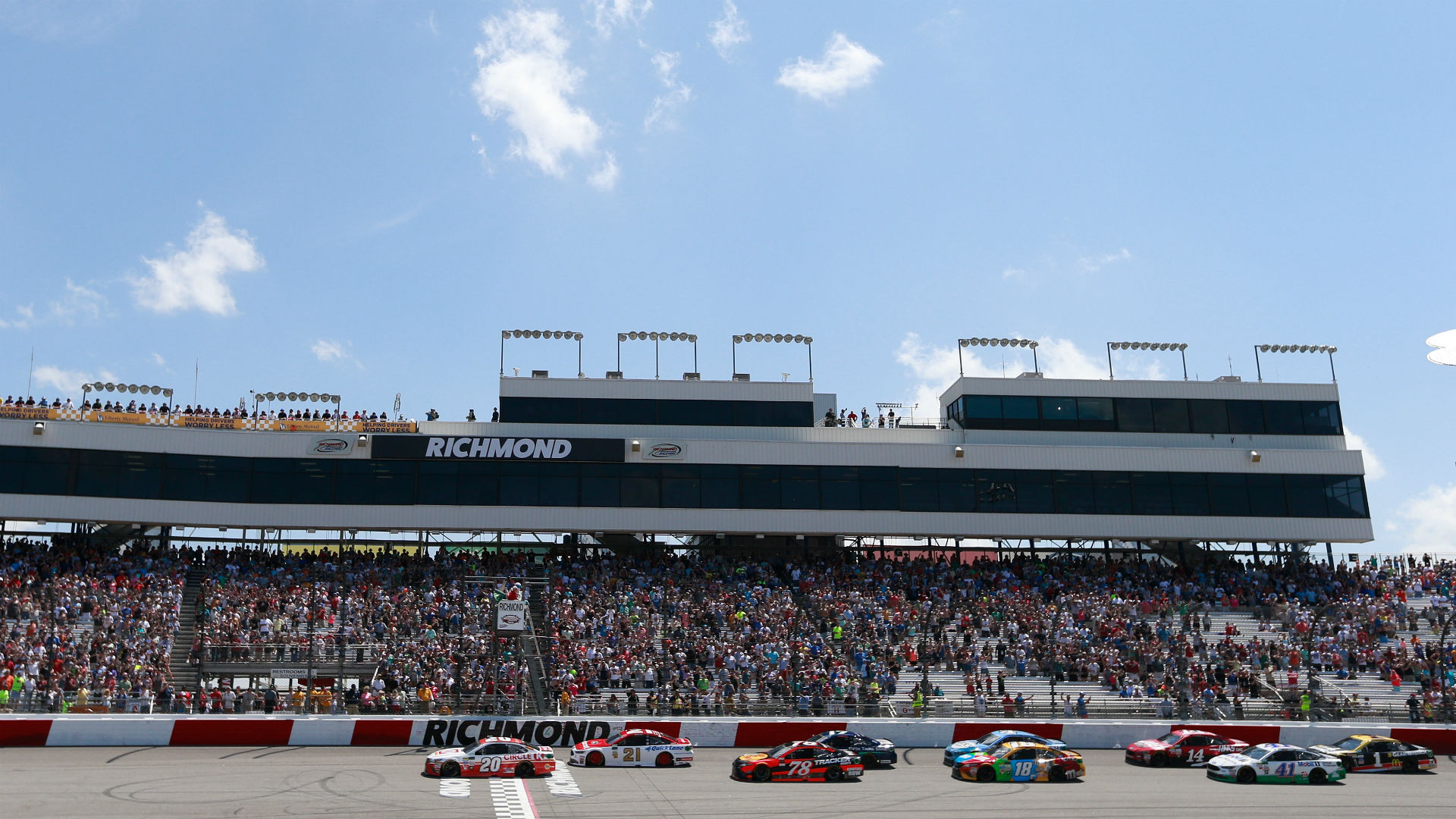 NASCAR at Richmond: Live updates of Toyota Owners 400