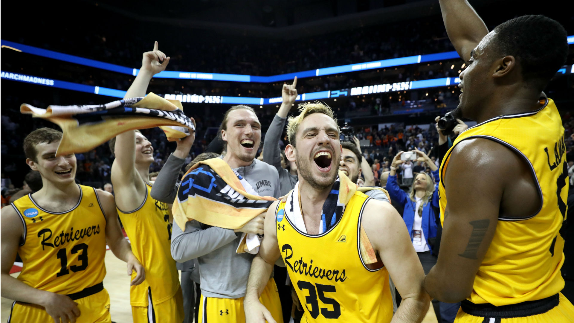 UMBC's Historic Run Was Short-Lived, but the Retrievers Won't Ever Be Forgotten