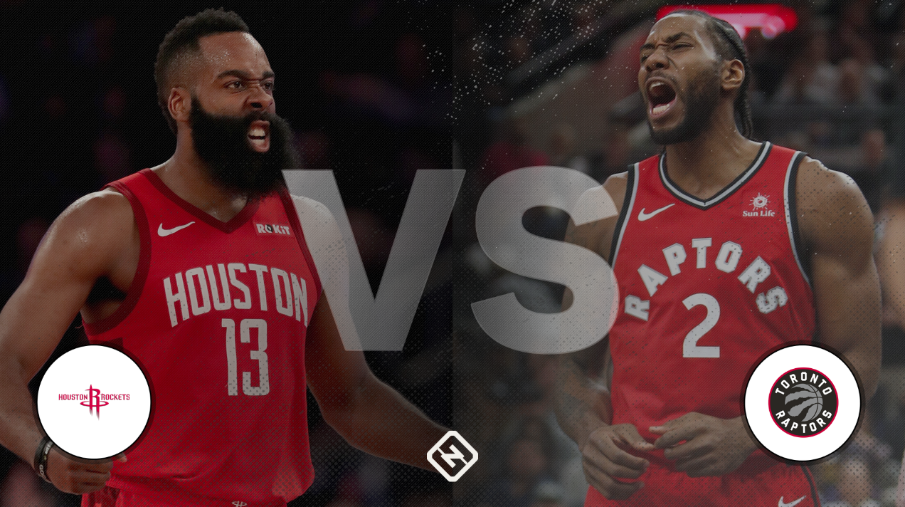 Rockets vs. Raptors: Time, TV channel, how to live stream