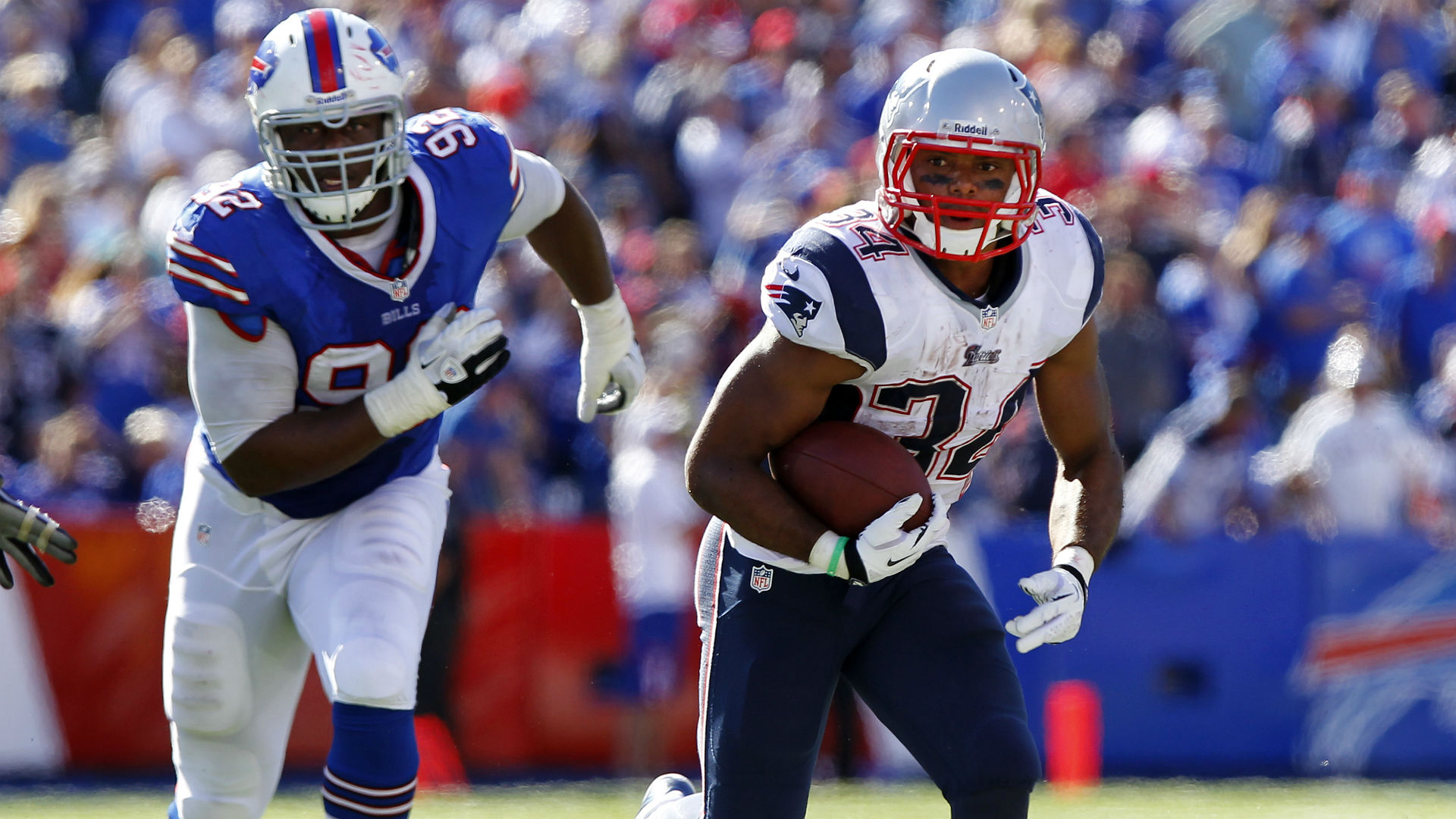 Fantasy Football Weekend Waivers: Vereen, Harvin expected to return