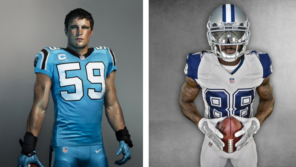 7ce6b1621 NFL reveals  Color Rush  uniforms for  Thursday Night Football ...