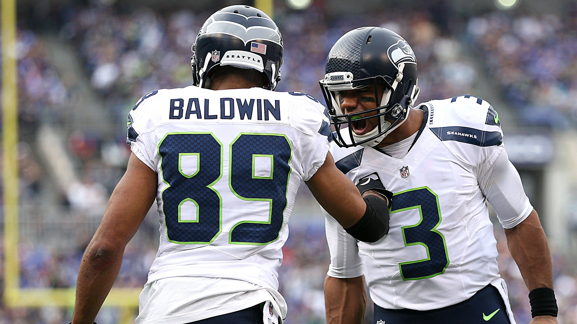 Doug Baldwin be ing Seahawks main attraction after years of