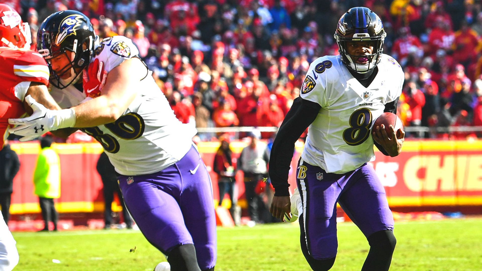 New-look Ravens didn't strike first in free agency; eyes are further down road