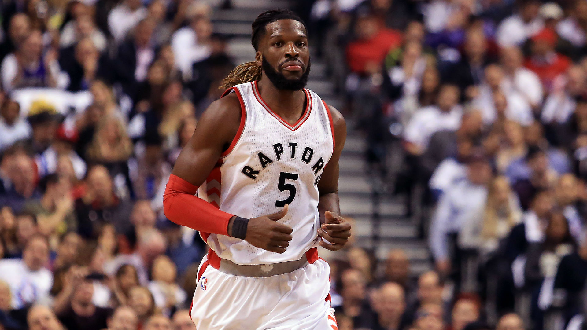 Stephen Jackson Said DeMarre Carroll Isn't 'Good Enough To Have An Opinion'