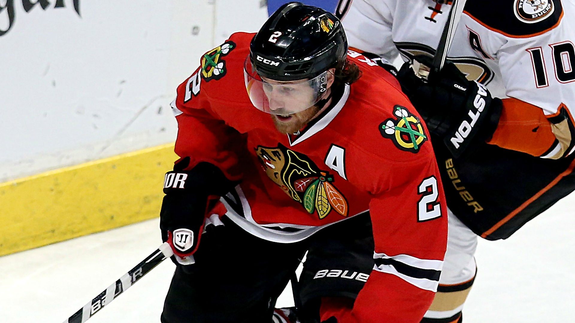 Game 6 is proof: Blackhawks revolve around Duncan Keith