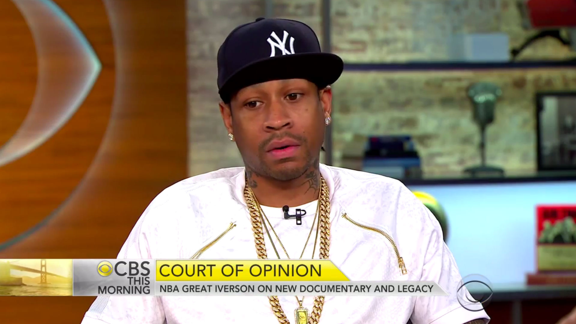 How much money is allen iverson worth